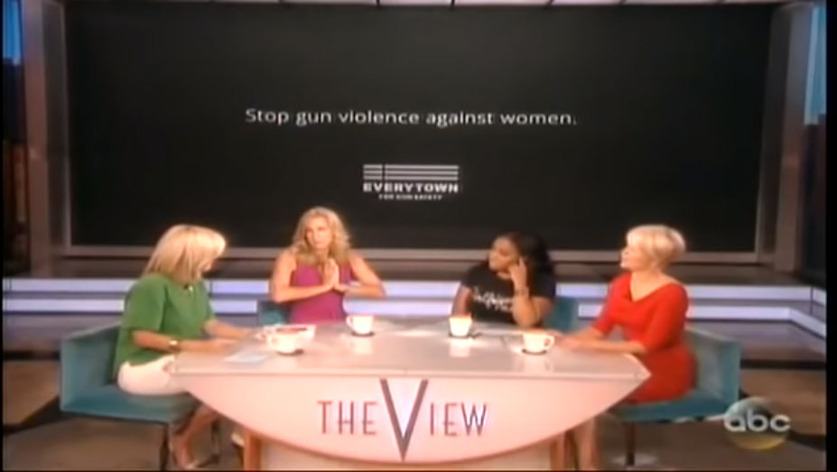 'The View' Argues Pro-Gun Ownership For Women