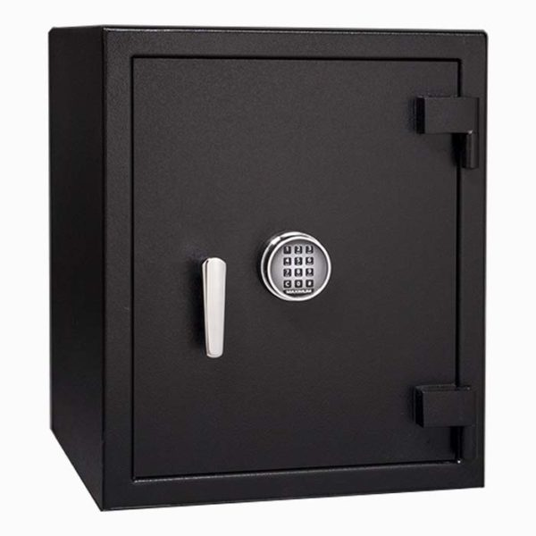Casoro C21 - Small Jewelry Safe with Drawers