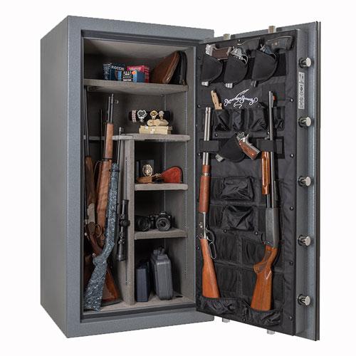NF6030E5 Gun Safe Interior