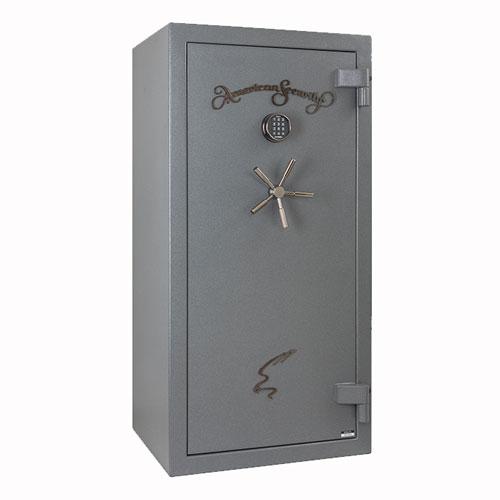 NF6032E5 Gun Safe Exterior
