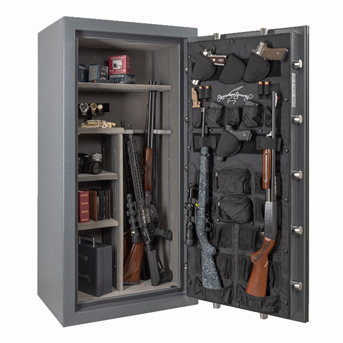 NF6032E5 Gun Safe for 20 Long Guns