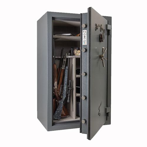 NF6036E5 Gun Safe Interior