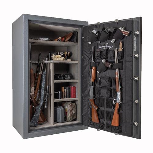 NF6036E5 36 Long Gun Safe Interior
