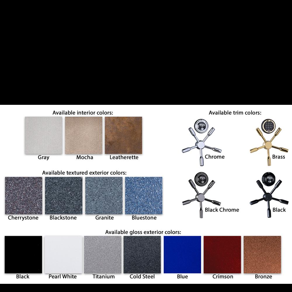 Rhino Color Options
