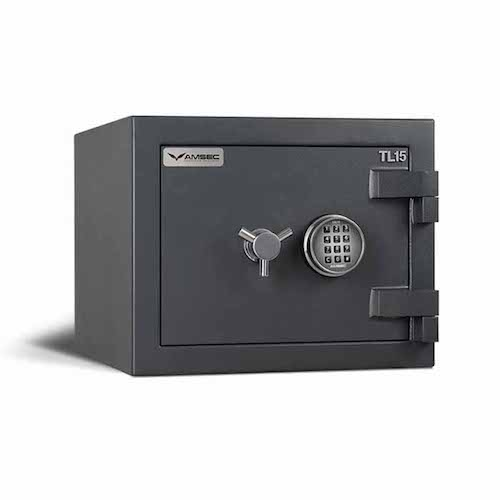 MAX1014 MiniMax High Security Safe by AMSEC