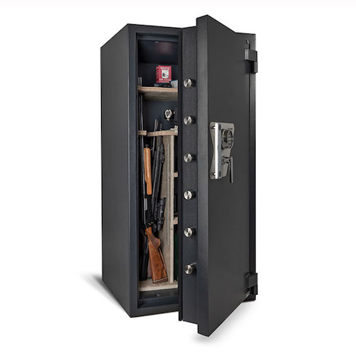 MAX5524GS Gun Safe Open with Props