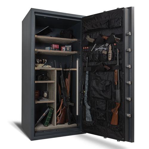 MAX6528GS Gun Safe Interior with Props