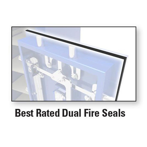 AMSEC BFX Best Rated Dual Fire System
