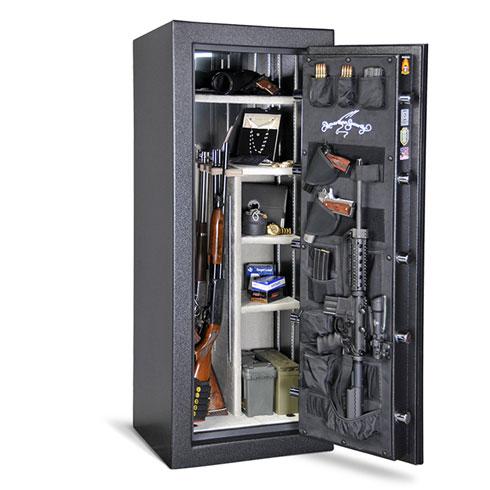 AMSEC BFX6024 17 Long Gun Safe Interior