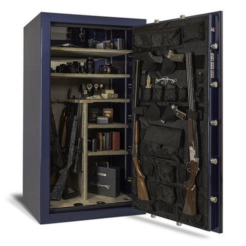 AMSEC BFX6636 Gun Safe Flexible Long Gun & Shelf Interior