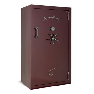 AMSEC BFX7240 Gun Safe Blue Gloss Paint