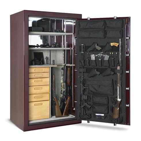AMSEC BFX7240 Gun Safe Flexible Long Gun & Shelf Interior
