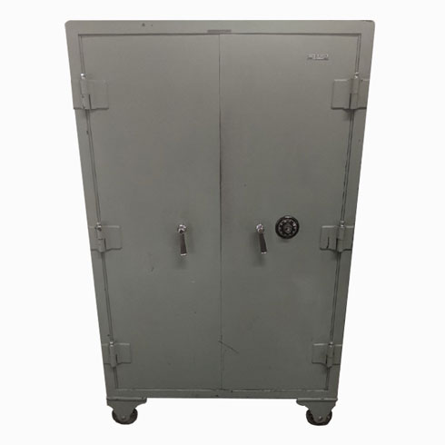 Classic Double Door Fire Security Safe by Shaw Walker