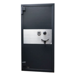 Used AMSEC CF6528 TL30 High Security Safe Left Swing
