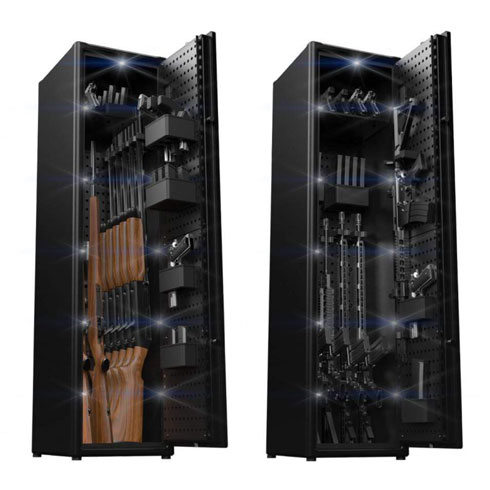 Vaultek RS800i WiFi Smart Rifle Safe with Customizable Interior