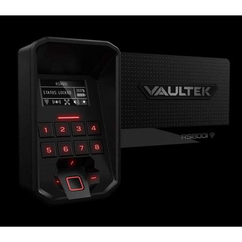 Vaultek RS800i WiFi Smart Rifle Safe with Biometric Keypad