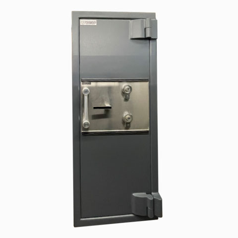 Used LORD 906ED TRTL30x6 High Security Safe