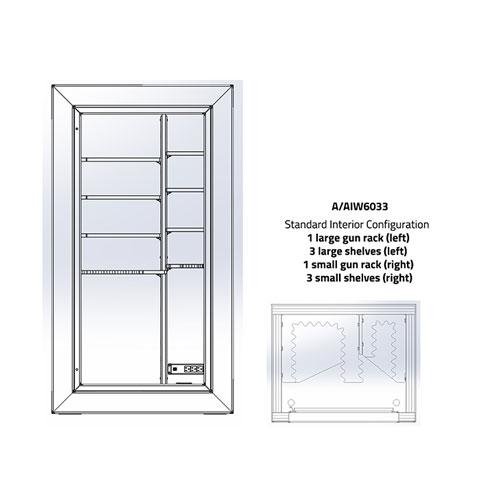 AIW Standard Interior Configuration