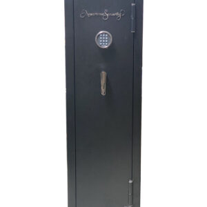 TF5517 high quality safe for sale - exterior with brand new digital lock - great for long guns general purpose and valuables